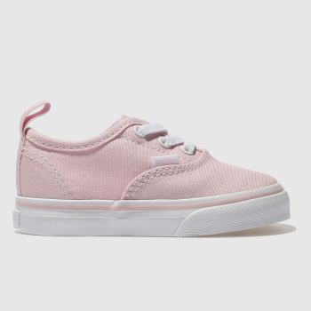 Vans Pink Authentic Girls Toddler