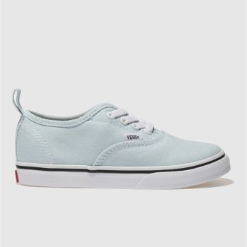 Vans Blue Authentic Girls Toddler