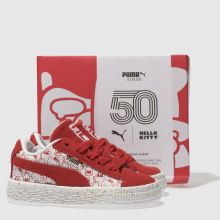 Puma suede x hello kitty 1