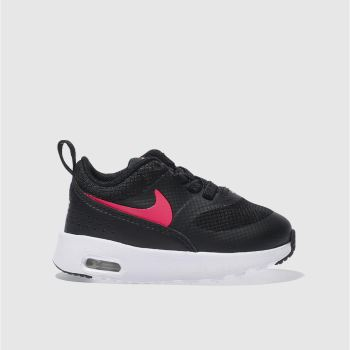 Nike Black AIR MAX THEA Girls Toddler