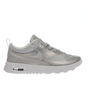 Chicas Plata Nike Air Max Se Thea Se Max Girls Toddler Schuh 9151b0