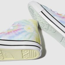 Converse all star hi tie dye 1