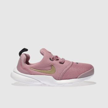 Nike Pink Presto Fly Girls Toddler