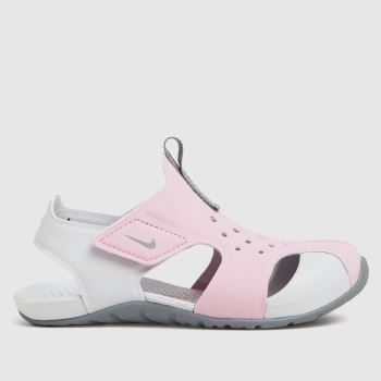 Nike Lilac Sunray Protect Girls Toddler