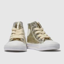 Converse all star hi glitter 1