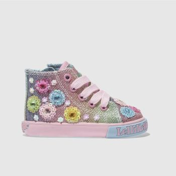 Lelli Kelly Multi Rainbow Soli Girls Toddler