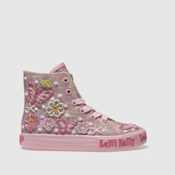 Lelli Kelly Multi Shining Mid Girls Toddler