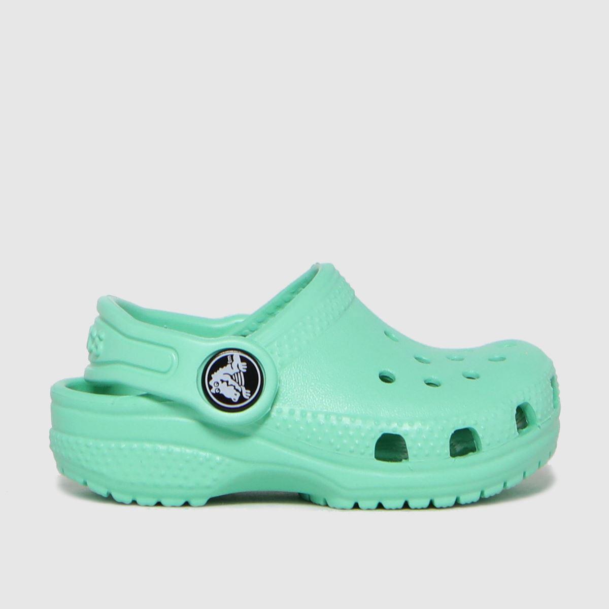 Crocs Green Classic Clog SANDAL Toddler