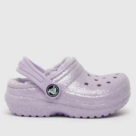 crocs Classic Lined Glittertitle=