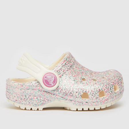 crocs Classic Glittertitle=