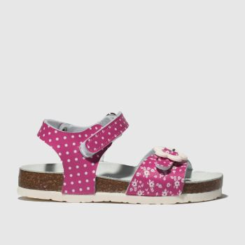 Lelli Kelly Pink Sonia Girls Toddler