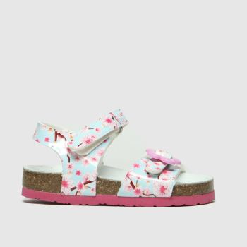 Lelli Kelly Blue Sonia Sandal Girls Toddler
