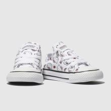 Converse all star hello kitty lo 1