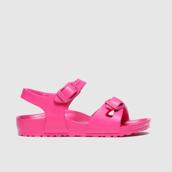 Birkenstock Pink Rio Eva Girls Toddler