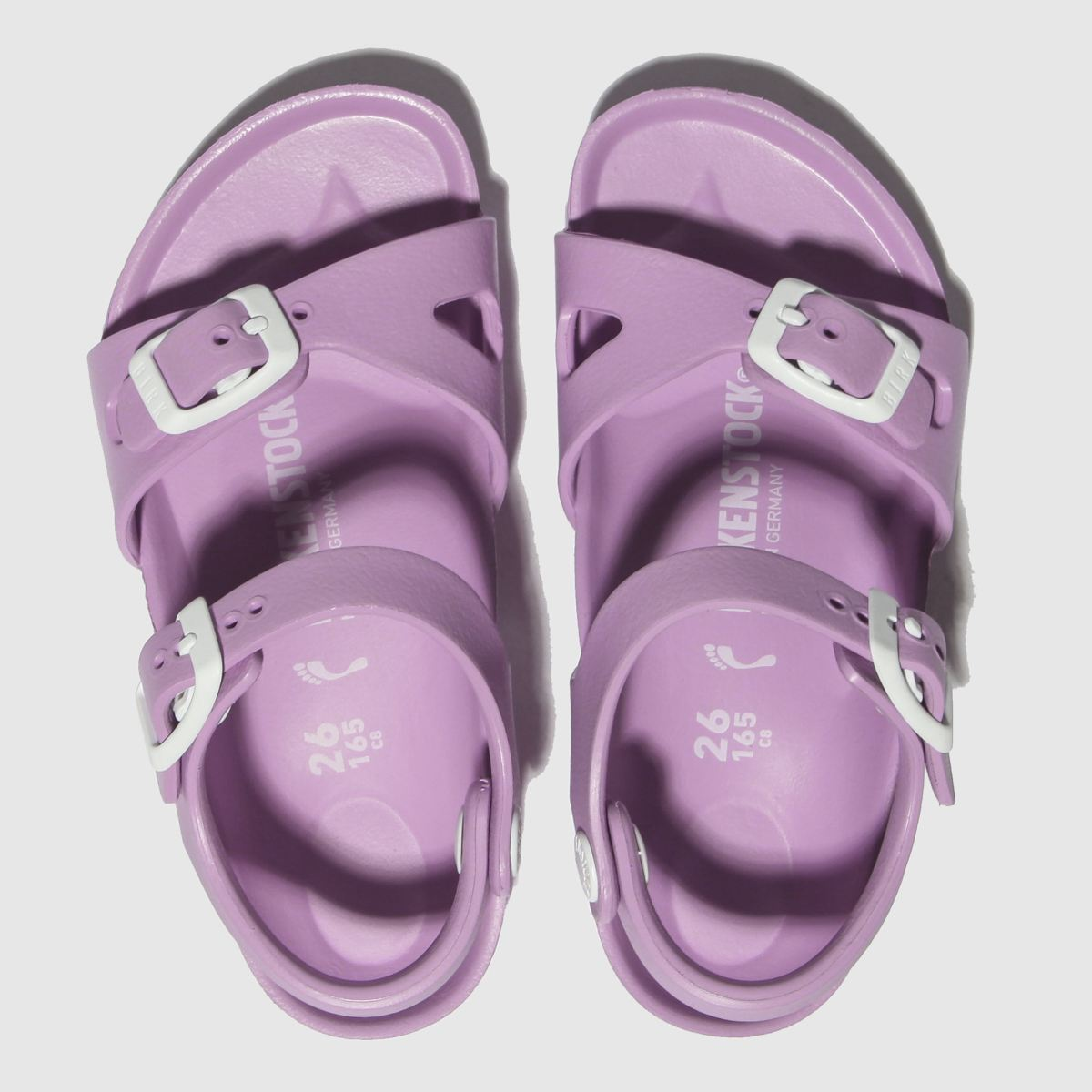 Birkenstock Lilac Rio Eva Sandals Toddler