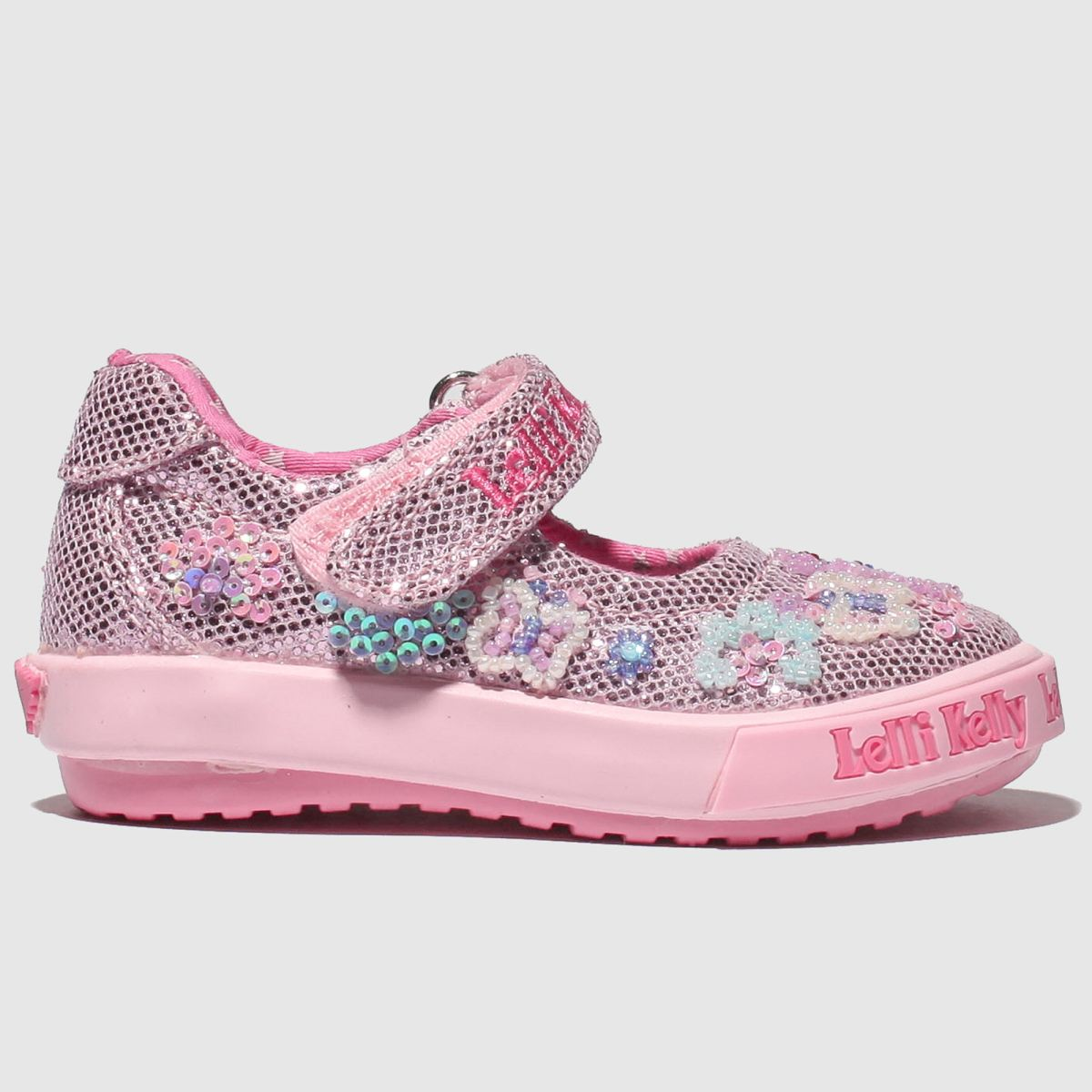 Lelli Kelly Pink Summer Baby Dolly Shoes Toddler