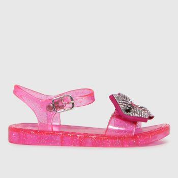 Lelli Kelly Pink Dalia Girls Toddler