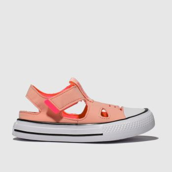 Converse Pale Pink All Star Superplay Sandal Girls Toddler