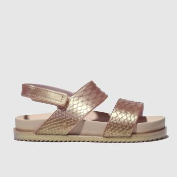 Melissa Pale Pink Baja East Cosmic Python Girls Toddler
