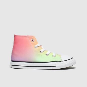 Converse Multi Ctas Hi c2namevalue::Girls Toddler