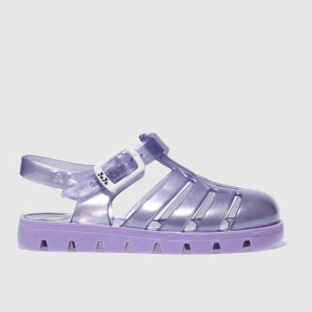 Juju Jellies Purple Nino Girls Toddler