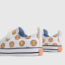 Converse 2v Lo Sunflower 1