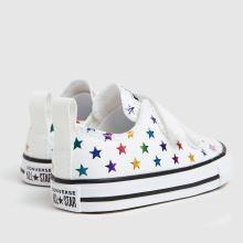 Converse 2v Lo Foil Star 1