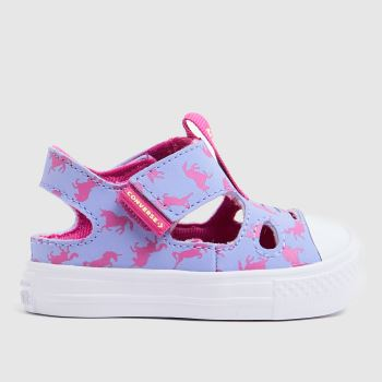 Converse Lilac Superplay Summer Unicorn Girls Toddler