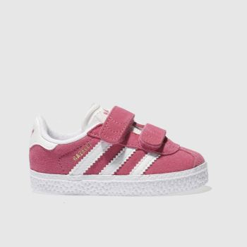 Adidas Pink Gazelle Girls Toddler