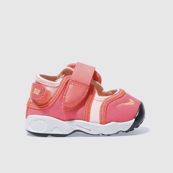Nike Pink Little Rift c2namevalue::Girls Toddler