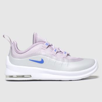 Nike Lilac Air Max Axis Girls Toddler