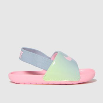 Nike Multi Kawa Slide Se Girls Toddler