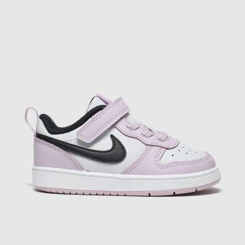 Nike Blaulila Court Borough Low 2 c2namevalue::Mädchen Kleinkind