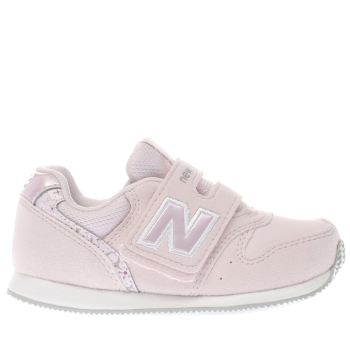NEW BALANCE PINK 996 GIRLS TODDLER TRAINERS
