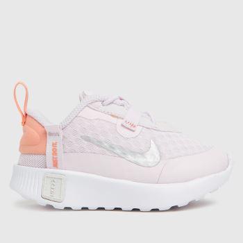 Nike Lilac Reposto Girls Toddler