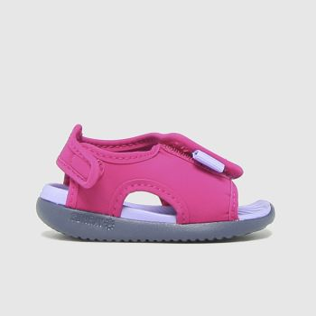 Nike Pink Sunray Adjust 5 V2 Girls Toddler
