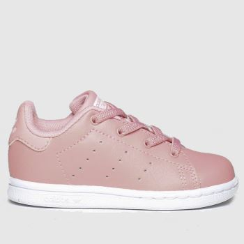 Adidas Pink Stan Smith c2namevalue::Girls Toddler