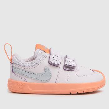 Nike Lilac Pico 5 2v Girls Toddler
