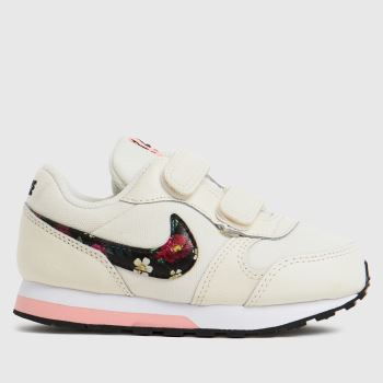 Nike Natural Md Runner 2 Girls Toddler#