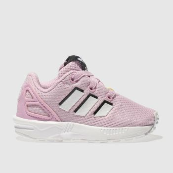 Adidas Pink Zx Flux Girls Toddler