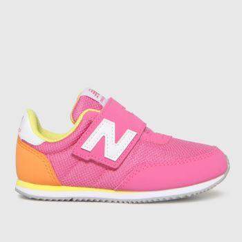 New balance Pink 720 Girls Toddler