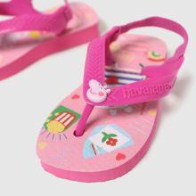 Havaianas Baby Peppa Pig 1