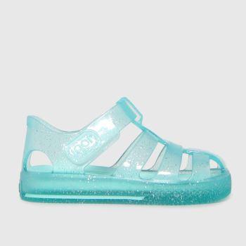 Igor Turquoise Star Glitter Girls Toddler