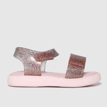 Melissa Pale Pink Mini Jump Girls Toddler