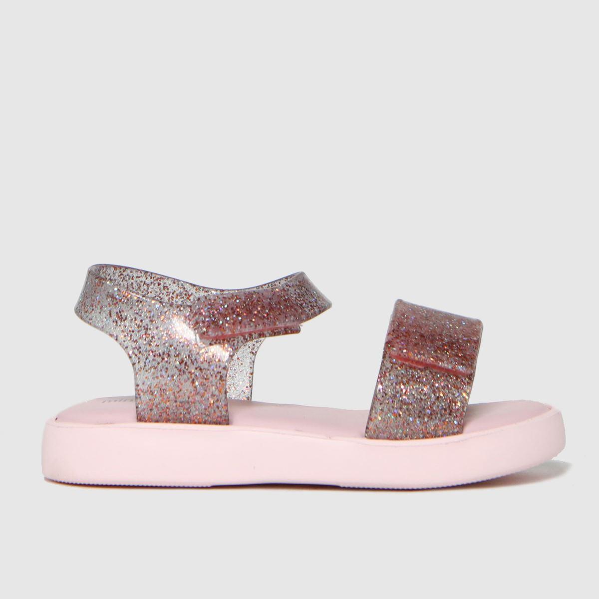 Melissa Pale Pink Mini Jump SANDAL Toddler