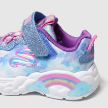 SKECHERS Rainbow Lacer 1