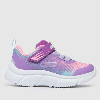 SKECHERS Purple Go Run 650 Girls Toddler