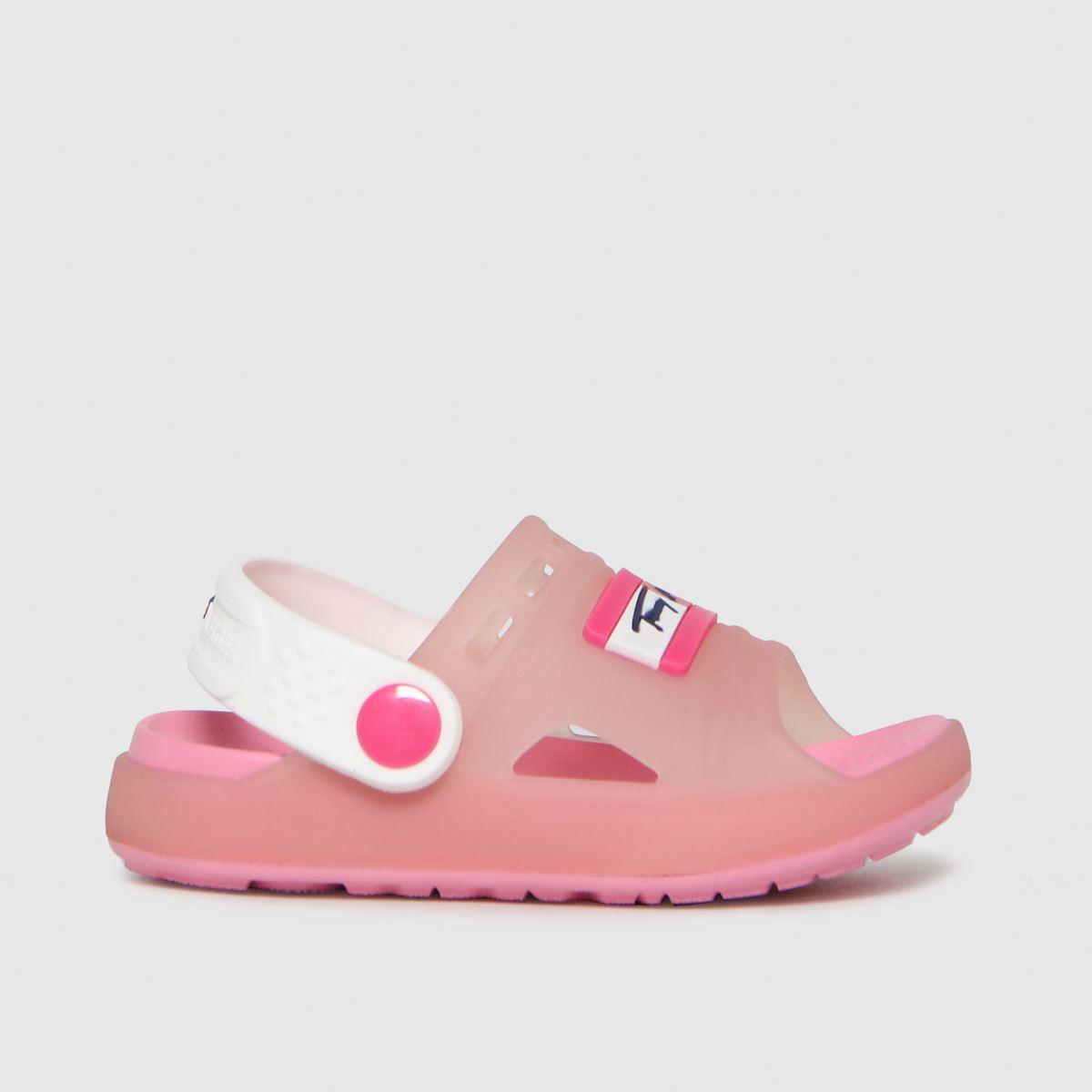 Tommy Hilfiger Pale Pink Comfy Sandal Sandals Toddler