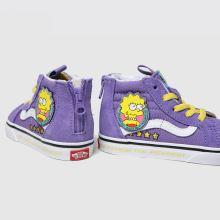 Vans Sk8-hi Zip The Simpsons 1
