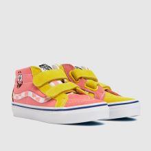 Vans Spongebob Sk8-mid,2 of 4